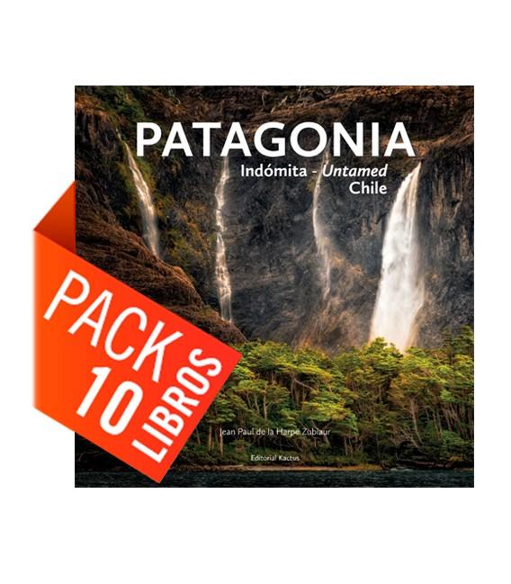 Pack 10 Patagonia Indómita