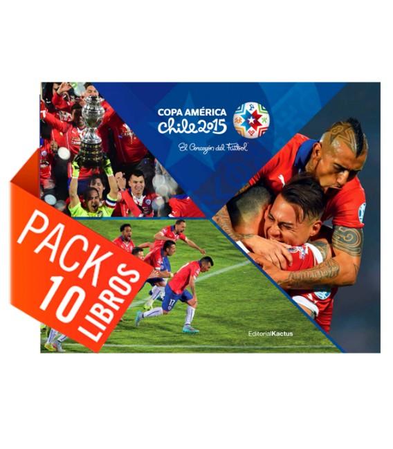 Pack 10 - Copa América 2015